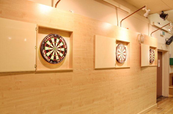 Darts Room